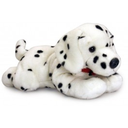 Dalmatian Plush Toy Dog Buttons by Keel Toys