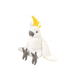 Cockatoo Sulpher Crested 30cm by Wild Republic
