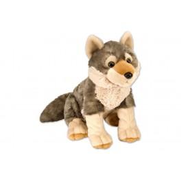 Wolf Plush Stuffed Toy 30cm by Wild Republic