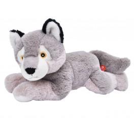 Wolf Plush Stuffed Toy Ecokins 30cm by Wild Republic