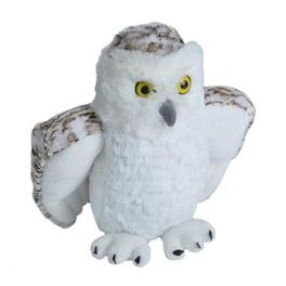 Snowy Owl Plush Stuffed Toy by Wild Republic