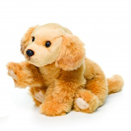 Golden Retriever Large Plush Toy by Nat & Jules