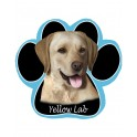 Yellow Labrador Mouse Pad