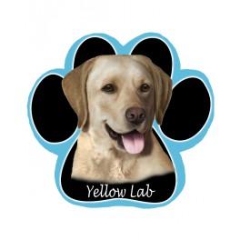 Yellow Labrador Mouse Pad